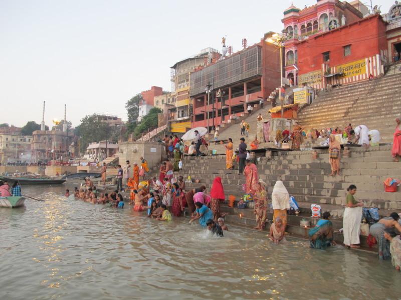 Indie Varanasi 2010