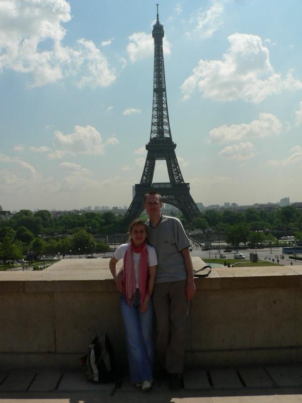 Paryż Francja 2007