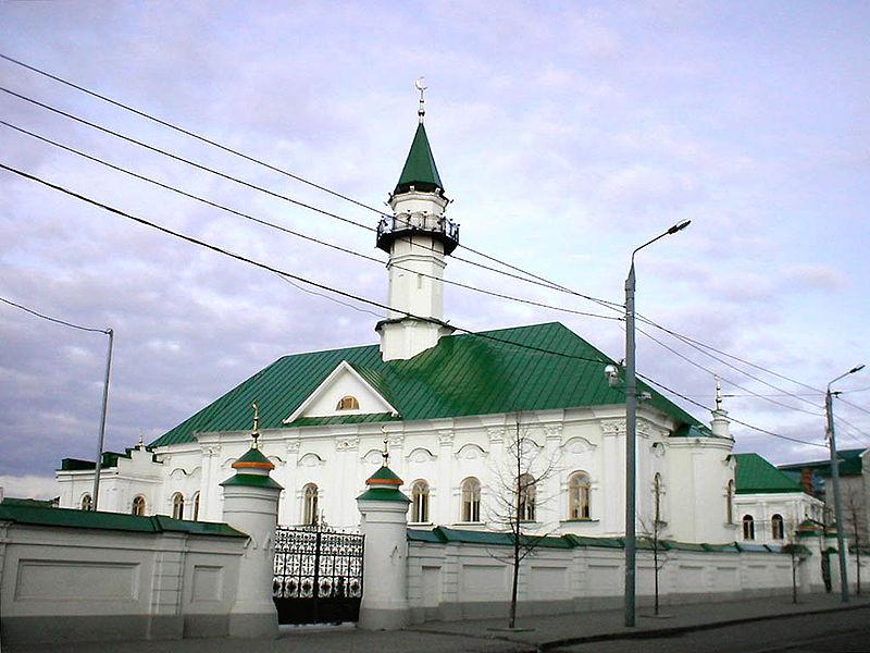 20130521_Meczet Mardzani Kazan